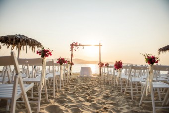 Summer Wedding in Greece