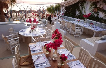 Mediterranean Summer Wedding in Greece