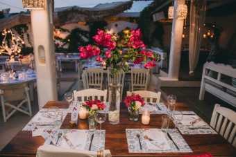 Mediterranean Summer Wedding in Naxos Greece