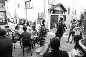 After Wedding photoshooting in Plaka Athens Greece