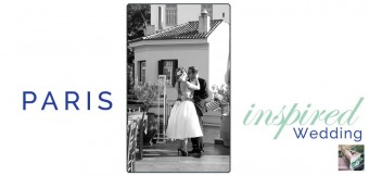 Paris inspired Wedding in Greece