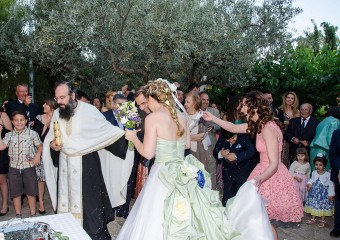 Greek Wedding ceremony