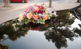 Colorful Stylish Summer Wedding flower decoration