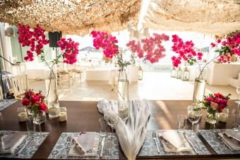 Mediterranean Summer Wedding in Greece