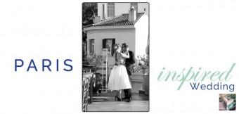 Paris inspired Wedding in Greece