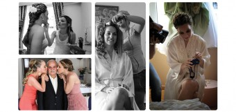 Bridal styling and preparations