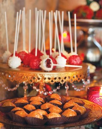 Cake pops Winter Delight