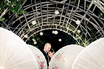 Japanese themed Wedding
