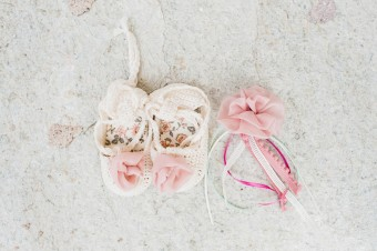 Baby girl sandals & accessories