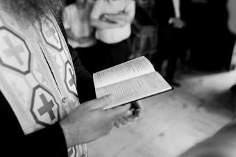 Christening ritual