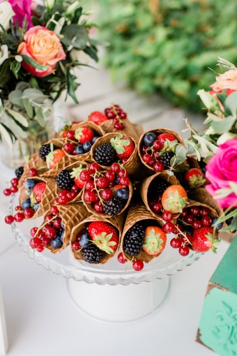 Fruit cones