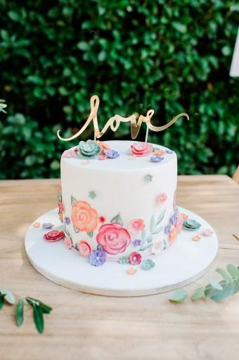 Olive garden themed cake